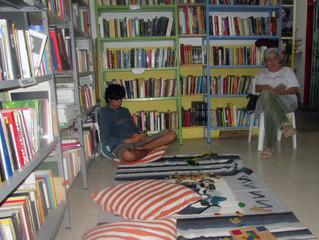 Biblioteca Arraial d'Ajuda é premiada em São Paulo