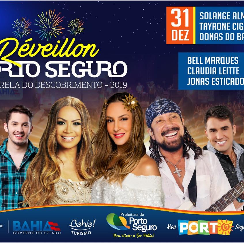 Porto Seguro  Reveillon 2019