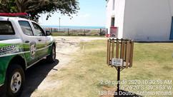Porto Seguro ganha placas de educação ambiental