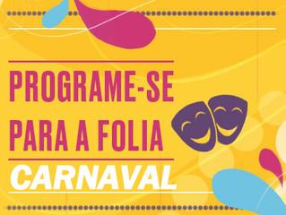 Programação Carnaval Arraial d'Ajuda