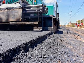 Infraestrutura e asfaltamento integram conjunto de obras em todos os bairros