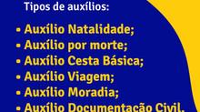 Benefícios eventuais em Porto Seguro. Participe!