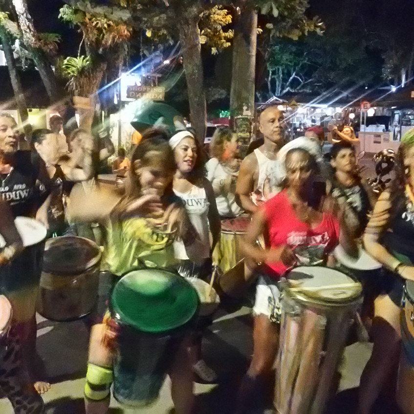 Banda Afro Oduduwa Arraial d'Ajuda