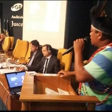 Indígena de Porto Seguro fala com a ONU sobre Covid-19