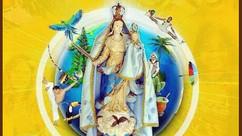 Festa em homenagem a Nossa Senhora d'Ajuda, a padroeira de Arraial, será entre 6 e 15 de agosto