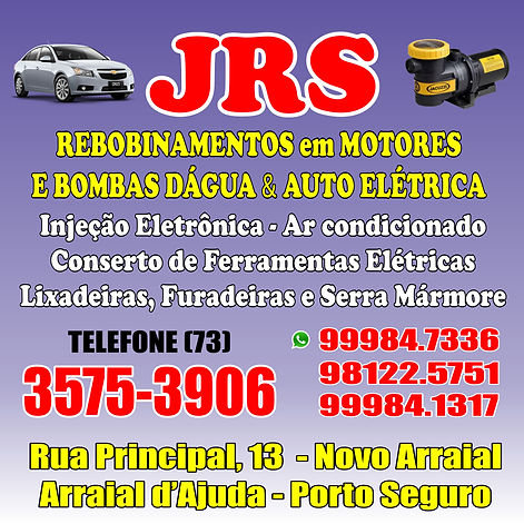 JRS Rebobinametos