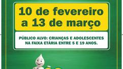 Porto Seguro - Campanha de Vacinação contra o Sarampo
