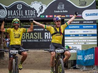 Campeões da Brasil Ride: Mais que uma prova, uma etapa em sua vida, em Arraial d'Ajuda