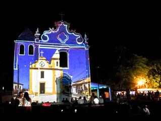 Atrações locais animam visitantes do Festival Cultural do Descobrimento