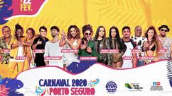 Carnaval Porto Seguro acontece de 21 a 25 de Fevereiro de 2020, na Passarela do Descobrimento