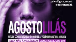 Agosto lilás: Cram e Cras investem em programação para proteção feminina