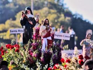 Celebração de Nossa Senhora da Pena movimenta o turismo religioso em Porto Seguro