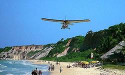 ultraleve-praia-taípe-divulgação-Arraial-dAjuda-Ecoresort