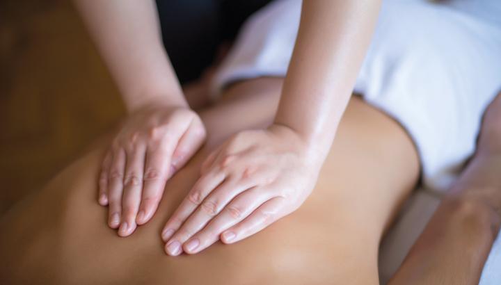 Massagem em Arraial d'Ajuda