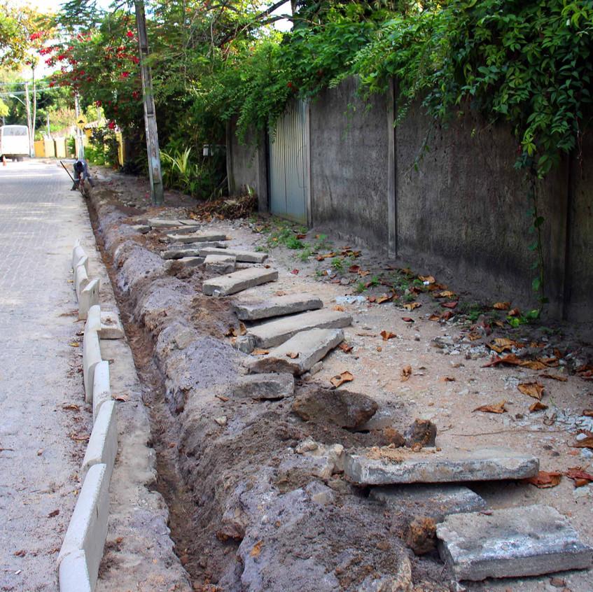 Revitalização da Estrada da Balsa