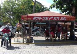 Asmab Mototáxi em Arraial d'Ajuda