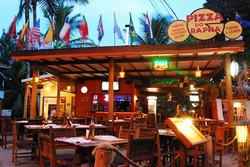 Pizza do Rapha
