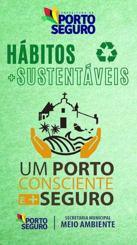 Campanha Um Porto Consciente e Mais Seguro estimula preservação ambiental