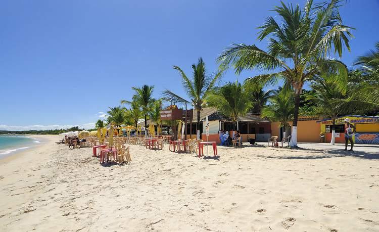 Praia do Mucugê