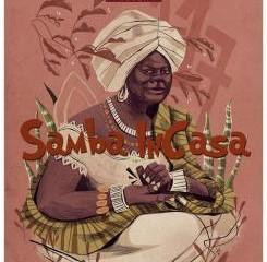 Samba InCasa nas quintas-feiras do Santo Antônio