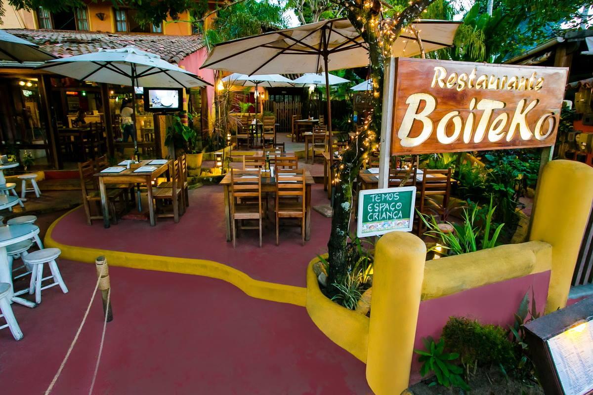Restaurante Boiteko