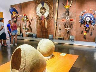 Museu de Porto Seguro é opção de lazer para moradores e turistas