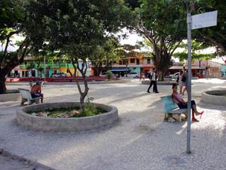 Prefeitura recupera Rua das Palmeiras e Praça São Pedro, em Arraial D'Ajuda