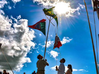 Tradicional missa solene comemora 519 anos do Brasil