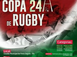 Maior evento Rugby da Bahia chega a Porto Seguro