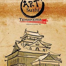 Temakeria Art Sushi