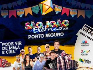 Programação do São João Elétrico 2019 é lançada em evento especial