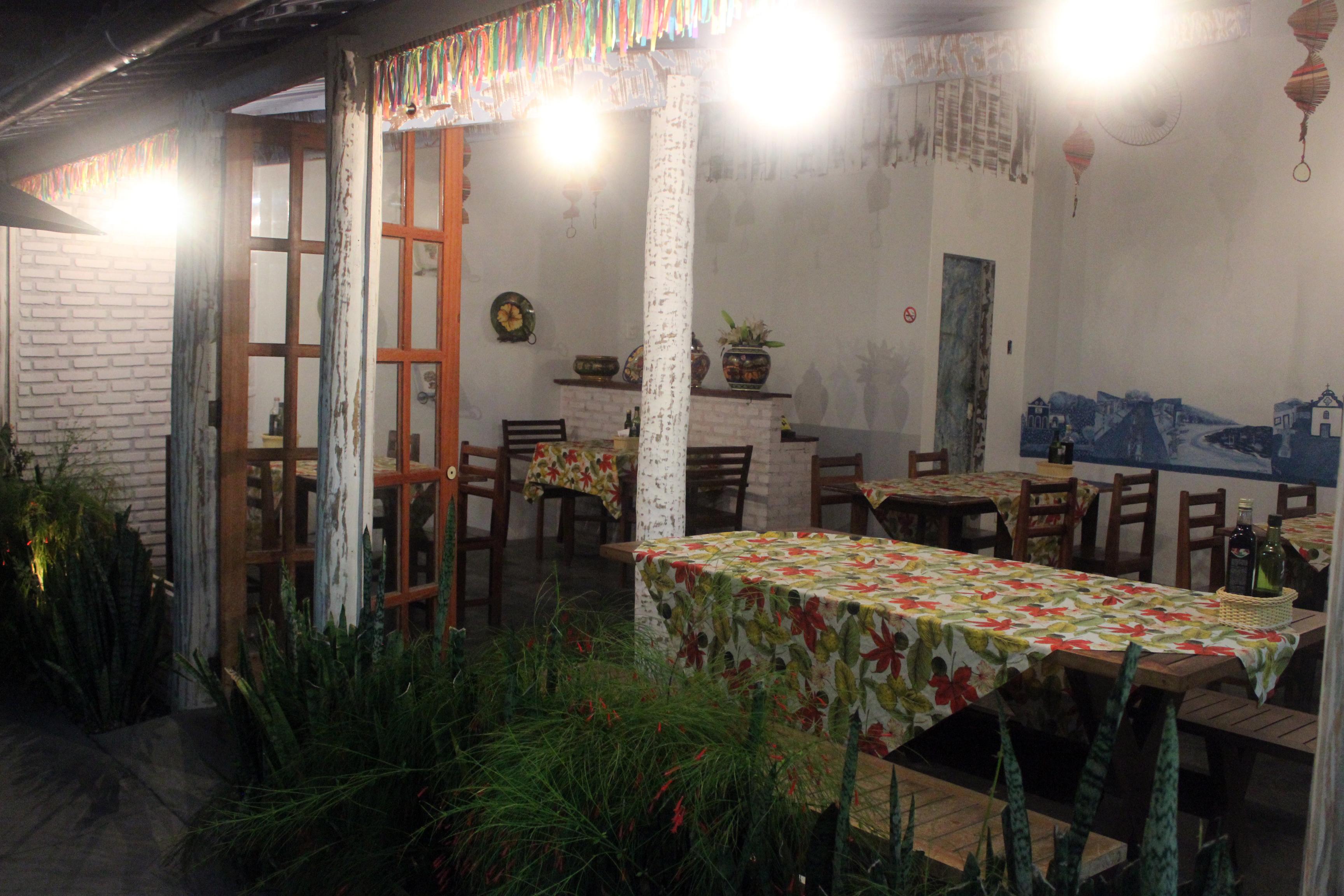 Restaurante Varanda Mucugê