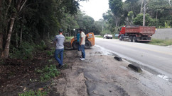 Ações de preservação e manutenção acontecem em Arraial d'Ajuda
