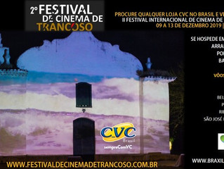 II Festival de Cinema de Trancoso será de 9 a 13 de dezembro