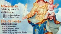 Festa em homenagem a Nossa Senhora da Pena, padroeira de Porto Seguro