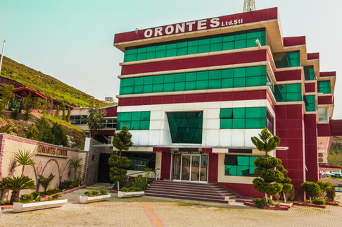 ORONTES CENTER DÜĞÜN SALONU