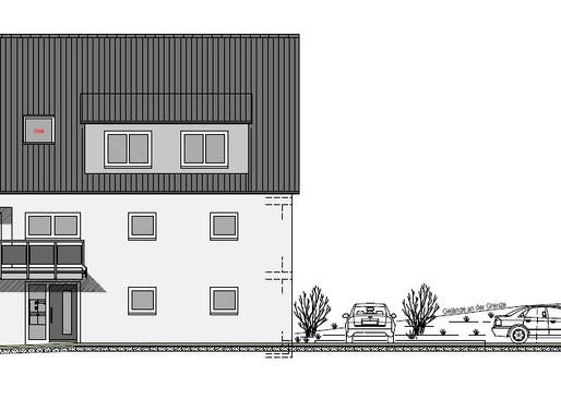 Neubau: 4-Familienhaus - hier entsteht ein neues Wohngefühl in Nordheim-Nordhausen.