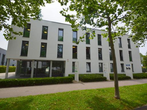 Büroflächen in modernem Bürogebäude im Schwabenhof zu vermieten.
