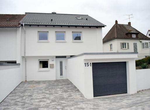 Frisch für Sie saniert: Traum – Reihenendhaus mit großem Garten in Heilbronn-Böckingen zu vermieten.