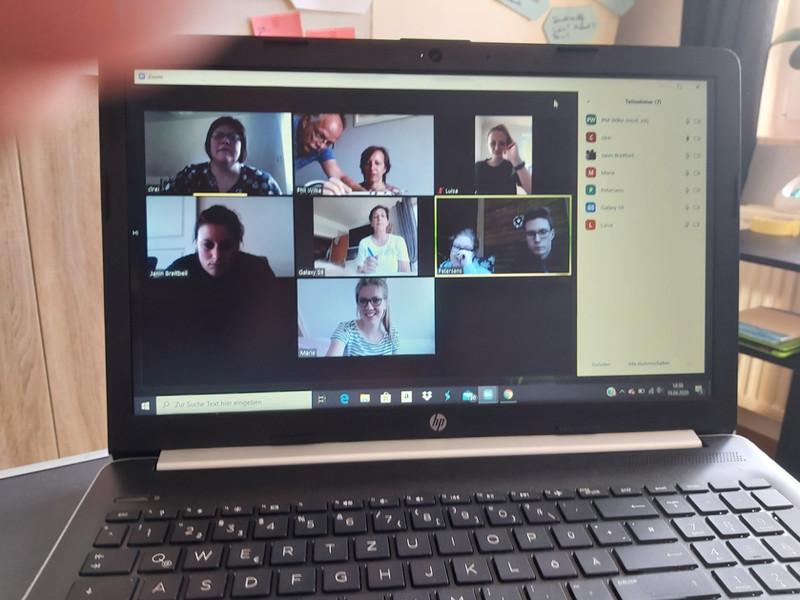 Online-Betreuerbesprechung