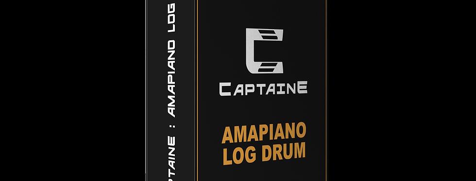 Captain E Log Drum