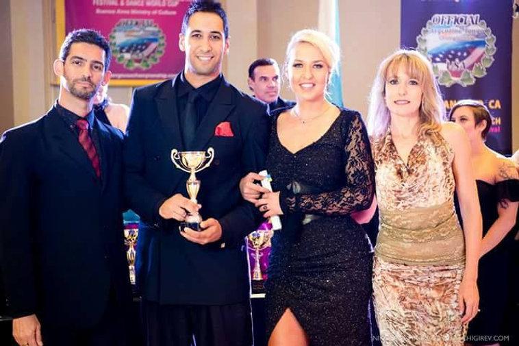 Birmingham Tango  at USA Championship
