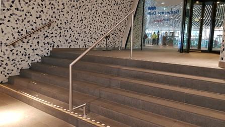 Handrailing gemeente Delft