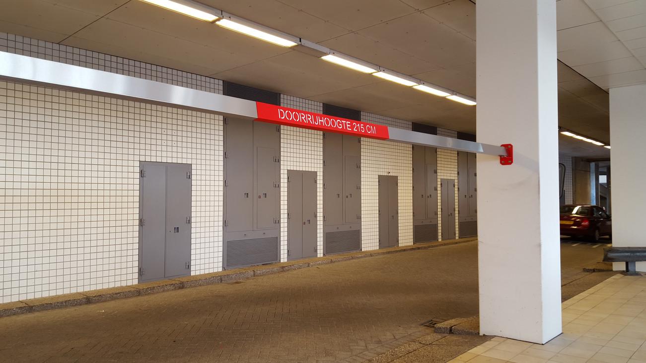 Hoogtebegrenzer Willemswerf