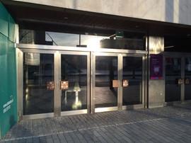 RVS deuren - Concertgebouw de Doelen
