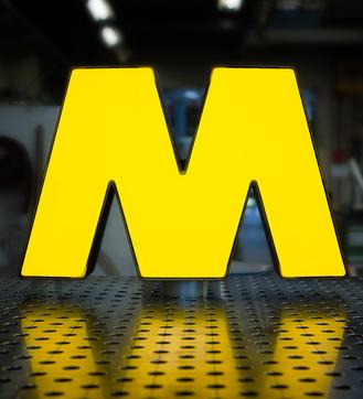 Nieuwe M voor de RET