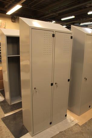 Lockers - Punt Interieurbouw