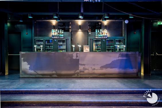 Warmgewalst stalen bar - Punt Interieurb