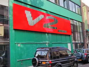 V2 logo - Rudolf Theunissen