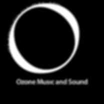 Ozone Music and Sound Website Header Logo